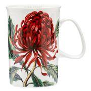 Ashdene - Australian Floral Emblems Waratah Can Mug