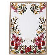 Ashdene - Australian Floral Emblems Kitchen Towel