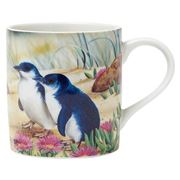 Ashdene - Australian Bird & Flora Penguin & Ice Plant Mug