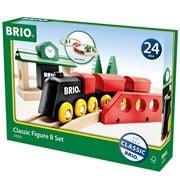 Brio - Classic Figure 8 Set 22pce