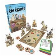 ThinkFun - Cat Crimes Game