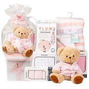 Boz - Baby In Pink Hamper