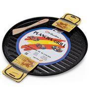 Garcima - Enamel Plancha Grill Pan 46cm