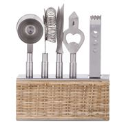 Amalfi - Esprit Bar Tool Set 6pce
