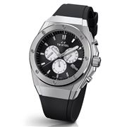 TW Steel - CEO Tech Chrono Stainless Steel/Black 44mm