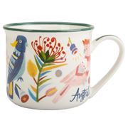 Australiana - Birdlife Mug