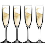 Strahl - Champagne Flute Set 4pce