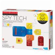 4M - Logiblocs Spy Tech Kit