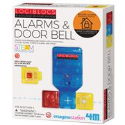 4M - Logiblocs Alarms and Door Bell