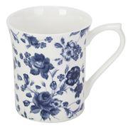 Queens - Blue Story Calais Mug