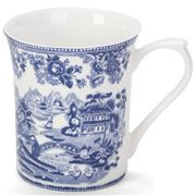 Queens - Blue Story Royal Tonquin Scene Mug