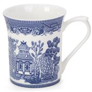 Queens - Blue Story Royale Willow Mug
