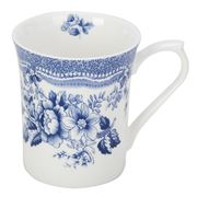 Queens - Blue Story Royale Mug Tonquin