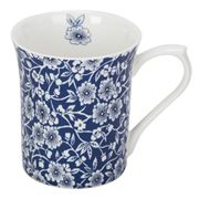 Queens - Blue Story Royale Victorian Calico Mug