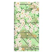Letts - 2020 Japanese Slimline Week to View Diary Mint