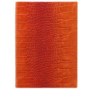Letts - 2020 Croc A5 Week To View Diary Orange