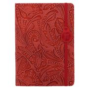 Letts - 2020 Baroque A5 Week to View Diary Red