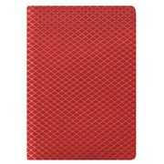 Letts - 2020 Siren A6 Week To View Diary Red