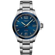 Longines - Conquest V.H.P. Blue Dial & S/Steel Watch 41mm