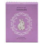Book - Bookplate Set Animals 20pce