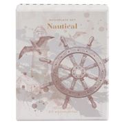 Book - Bookplate Set Nautical 20pce