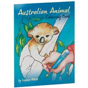 Book - Australian Animal Colouring Book