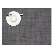 Chilewich -  Mini Basketweave Placemat Cool Grey