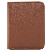 Serenade Leather - Faith Leather RFID Wallet Tan Small