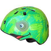 Kidzamo - Chameleon Helmet Green Small
