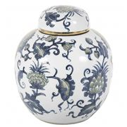 Florabelle - Royal Jar With Lid Extra Small