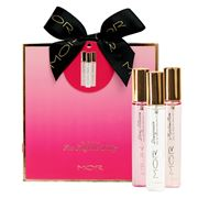 Mor - Eau De Parfum Fine Fragrance Trinity Set 3pce
