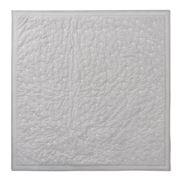 Sheridan - Starleigh Baby Cot Blanket Grey 120x120cm