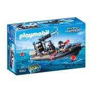 Playmobil - SWAT Boat