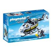 Playmobil - SWAT Helicopter