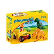 Playmobil - Explorer with Dinos