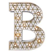 Delight Decor - Little Paper Letter B