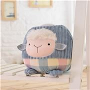 Delight Decor - Hugglo Sheepy Blue Glo Light