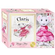Book - Claris Book & Toy Gift Set