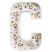 Delight Decor - Little Paper Letter C