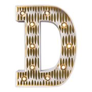 Delight Decor - Little Paper Letter D