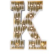 Delight Decor - Little Paper Letter K