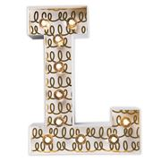 Delight Decor - Little Paper Letter L