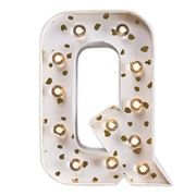 Delight Decor - Little Paper Letter Q