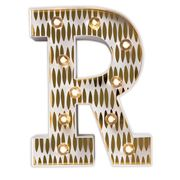 Delight Decor - Little Paper Letter R