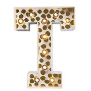 Delight Decor - Little Paper Letter T