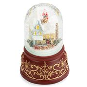 Roman Christmas - Santa On House Musical Dome