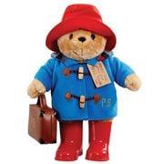 Paddington - Paddington Bear W/Embr. Coat & Suitcase 34cm