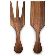 Ironwood - Salad Utensil Set Large 2pce