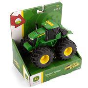 John Deere - Monster Treads  Light & Sound  4WD Tractor