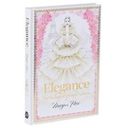 Book - Elegance: The Beauty Of French Fashion By Megan Hess
